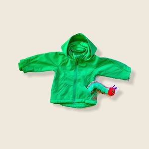 H&M Green Toddler Jacket/ Raincoat 12-18mths